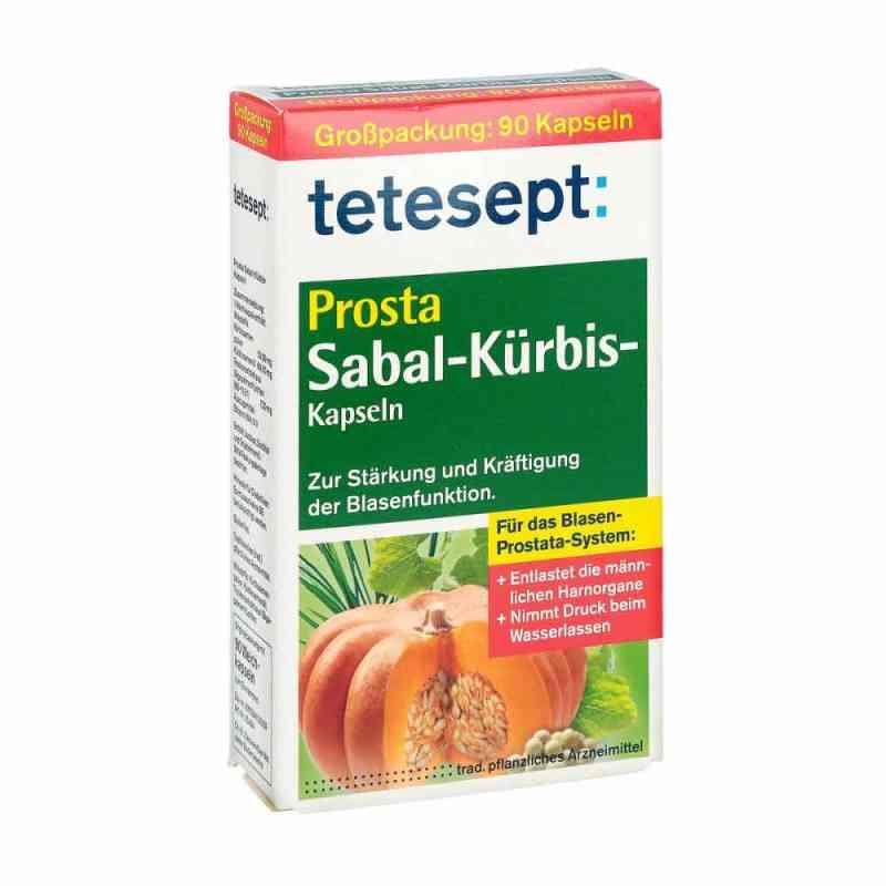 Tetesept Prosta Sabal-Kürbis Kapseln  bei apo-discounter.de bestellen