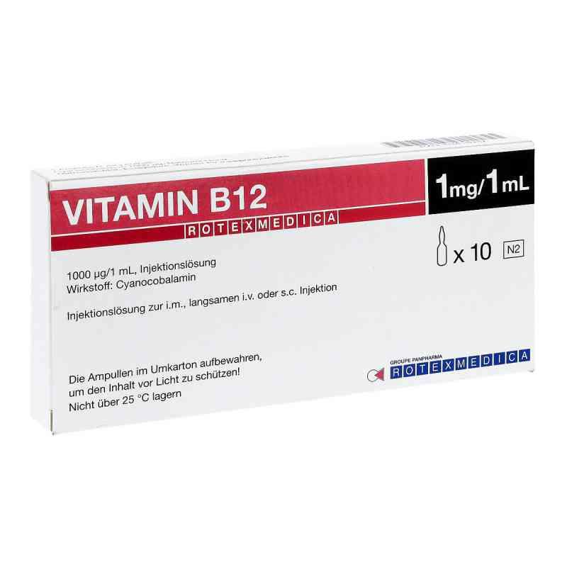 Vitamin B12 Rotexmedica Injektionslösung  bei apo-discounter.de bestellen