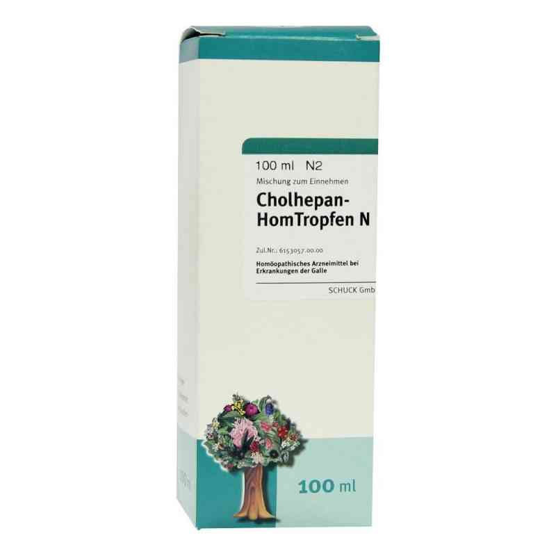 Cholhepan Homtropfen N  bei apo-discounter.de bestellen