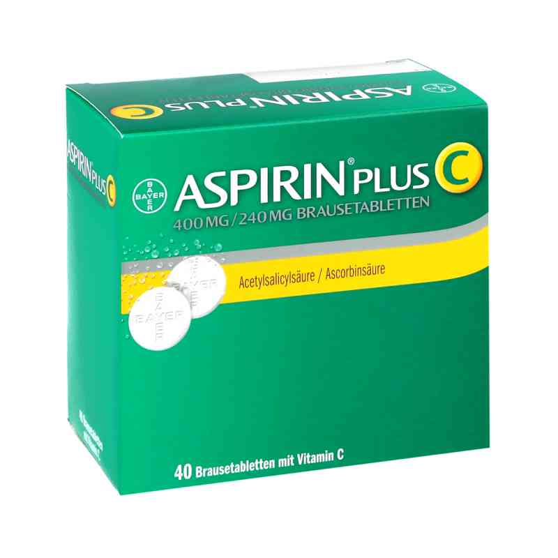 Aspirin plus C  bei bioapotheke.de bestellen