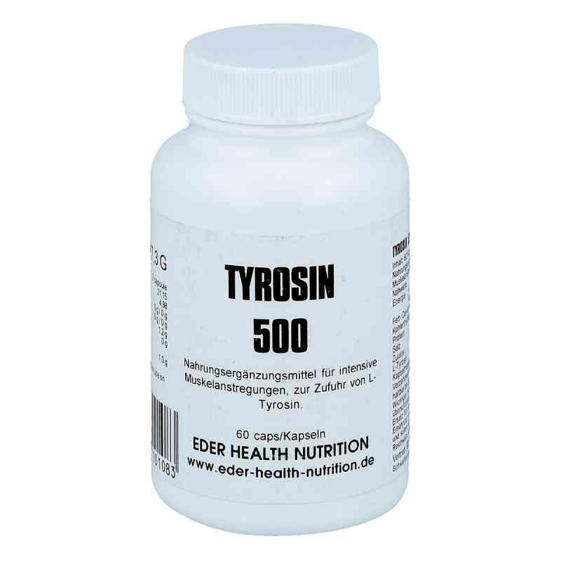 Tyrosin 500 Kapseln  bei apo-discounter.de bestellen