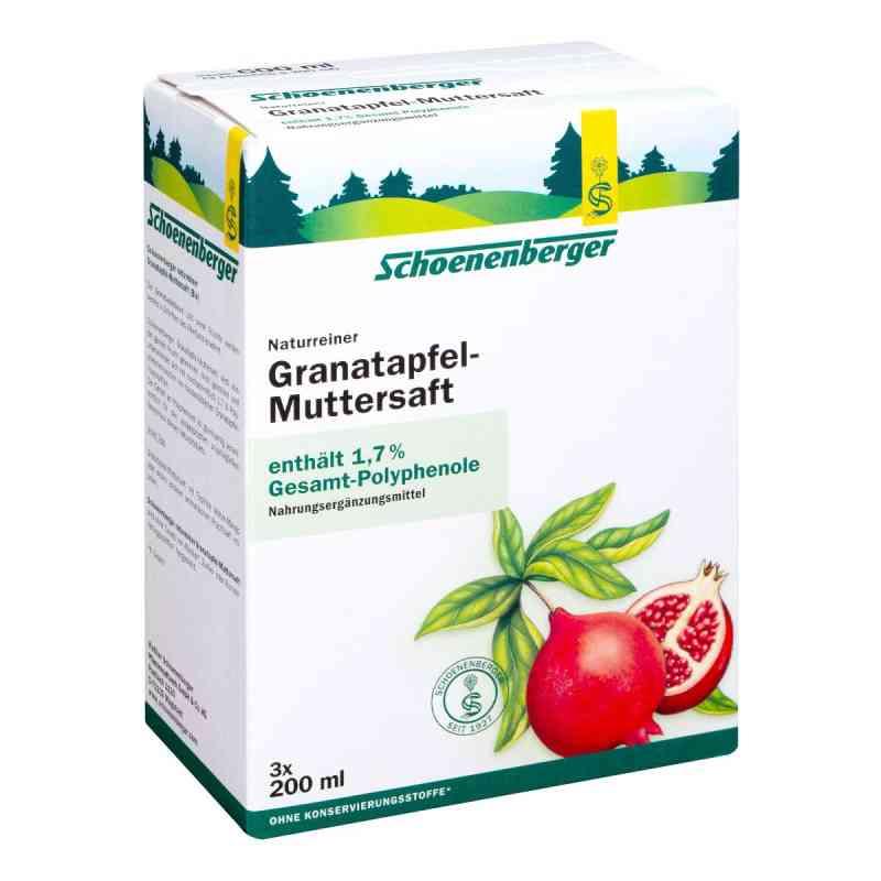 Granatapfel Muttersaft Schoenenberger Heilpfl.s.  bei apo-discounter.de bestellen