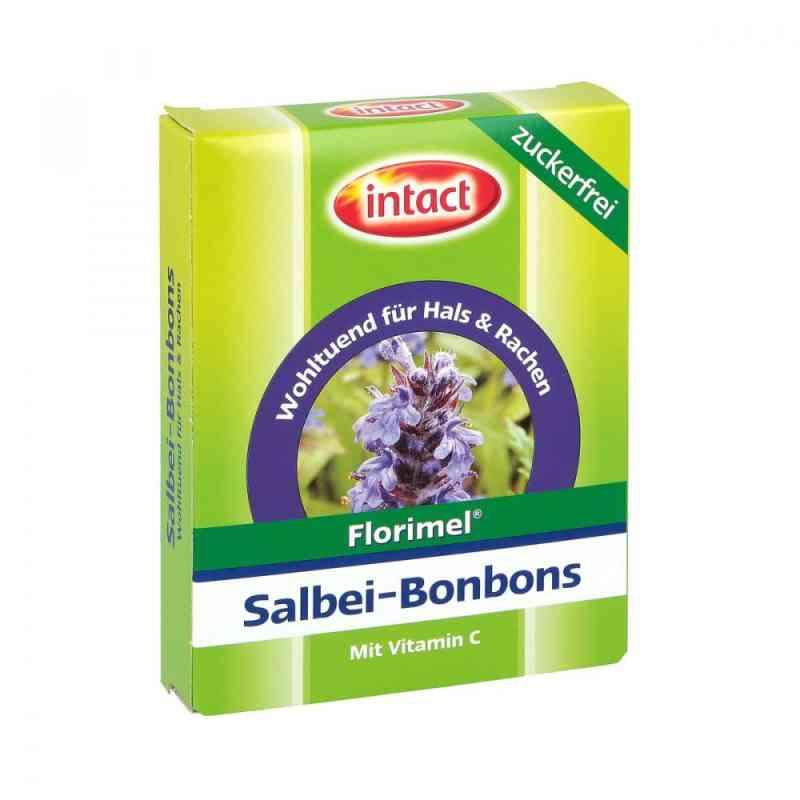 Florimel Salbeibonbons mit Vitaminen C zuckerfrei  bei apo-discounter.de bestellen