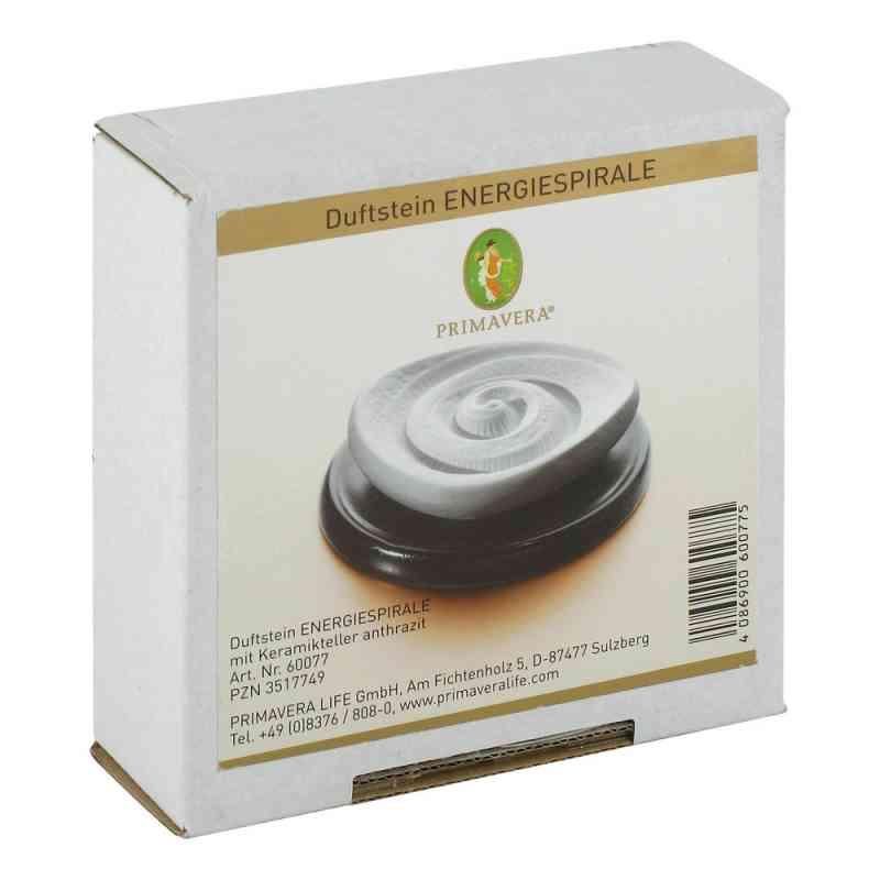 Primavera Duftstein Energiespirale Keramikteller schwarz  bei apo-discounter.de bestellen