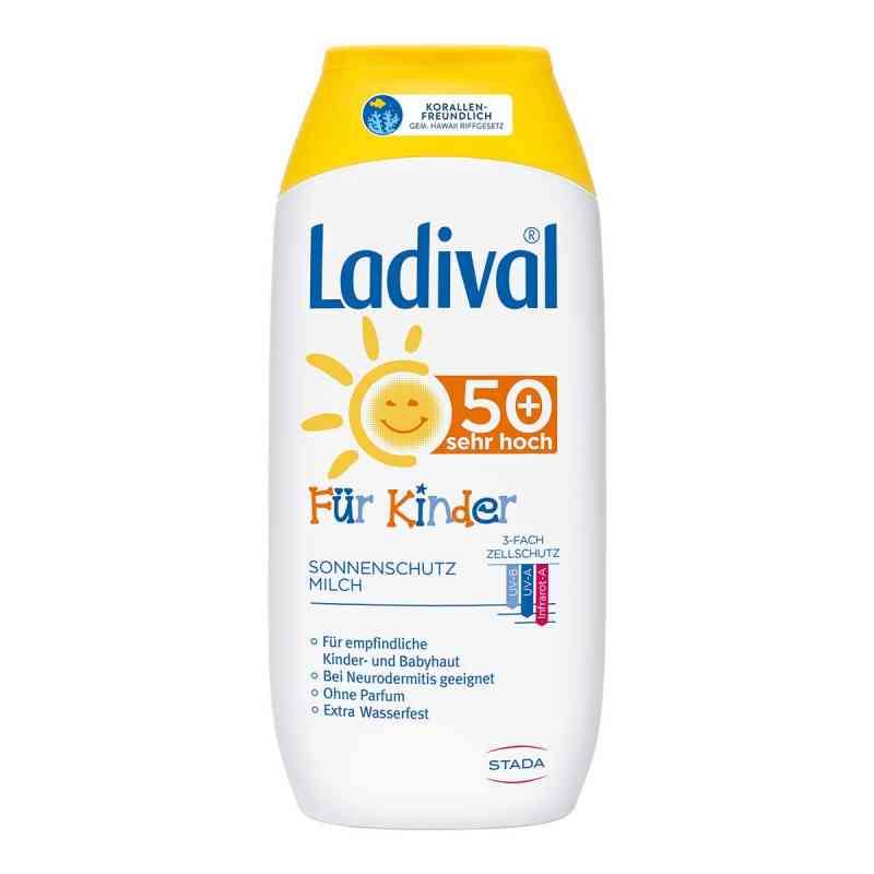 Ladival Kinder Sonnenmilch Lsf 50+  bei apo-discounter.de bestellen