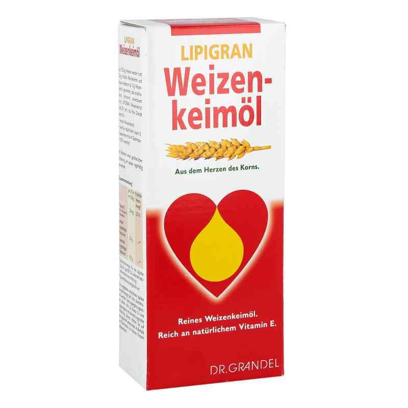 Weizenkeimöl Lipigran Grandel  bei apo-discounter.de bestellen