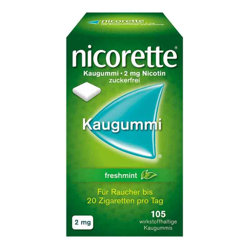 Nicorette 2mg freshmint  bei apo-discounter.de bestellen