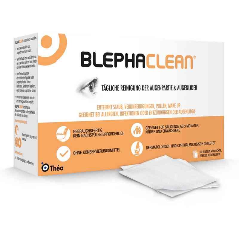Blephaclean Kompressen sterile  bei apo-discounter.de bestellen