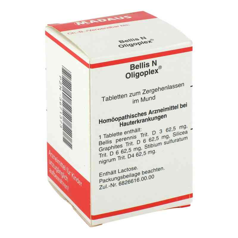 Bellis N Oligoplex Tabletten  bei apo-discounter.de bestellen