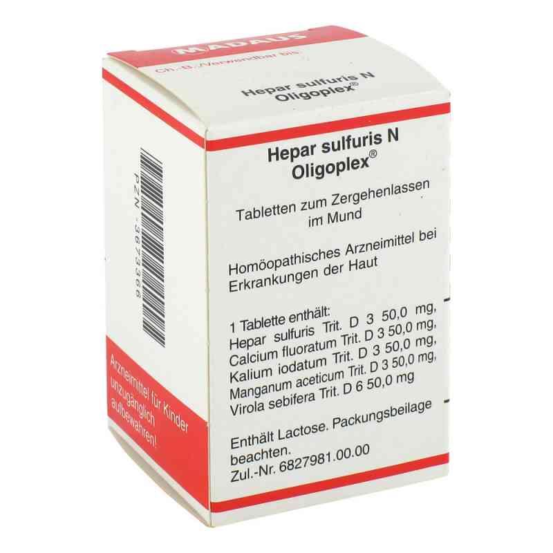 Hepar Sulfuris N Oligoplex Tabletten  bei apo-discounter.de bestellen