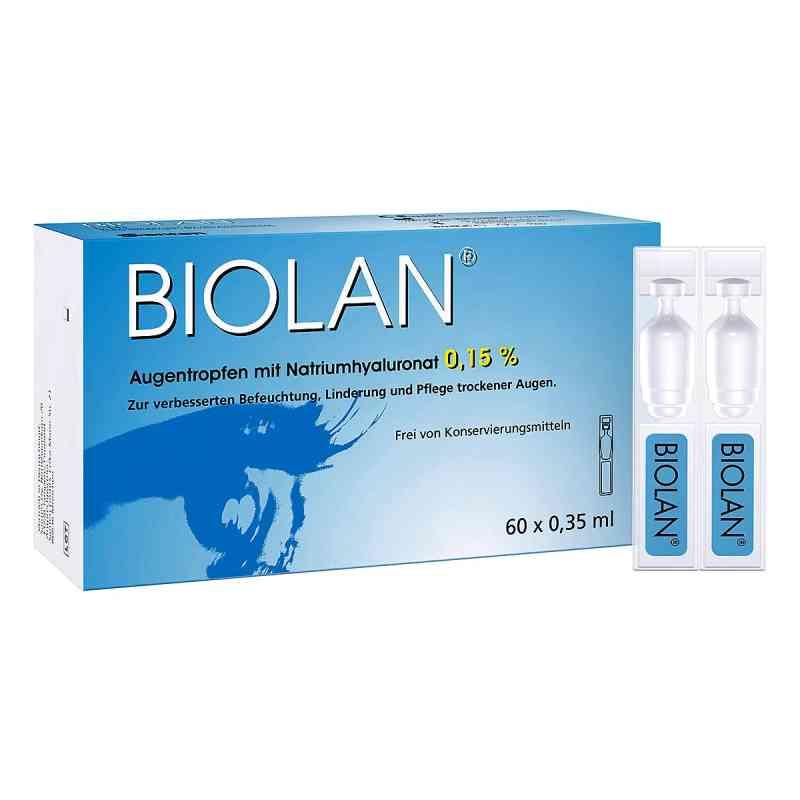 Biolan Augentropfen Einzeldosispipetten bei apo-discounter.de bestellen