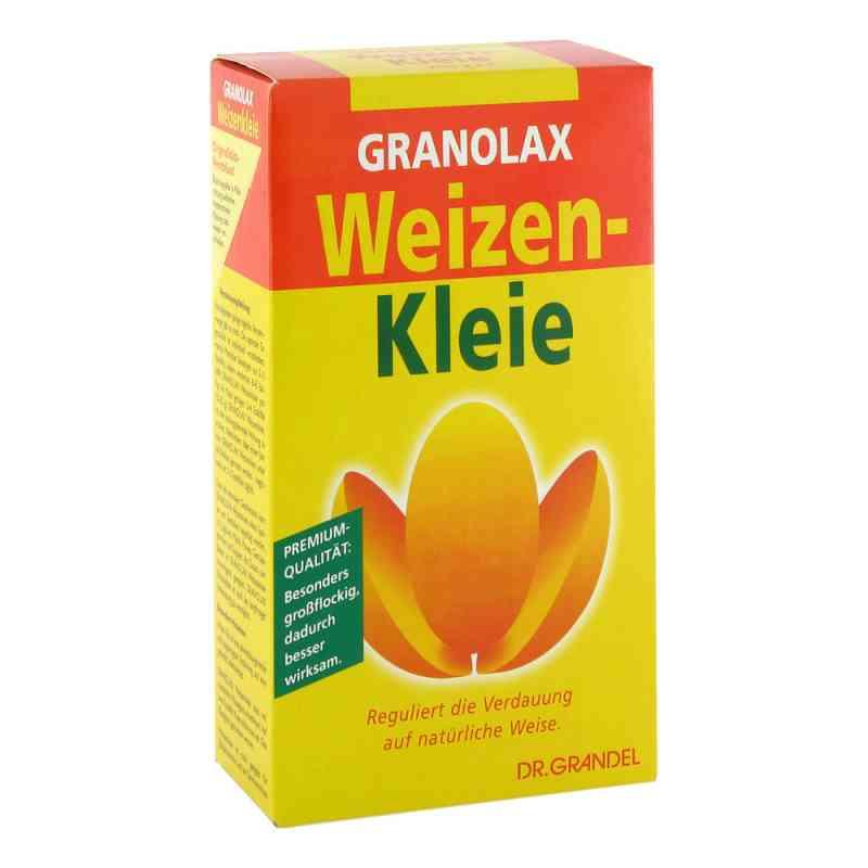 Weizenkleie Granolax Grandel Pulver  bei apo-discounter.de bestellen
