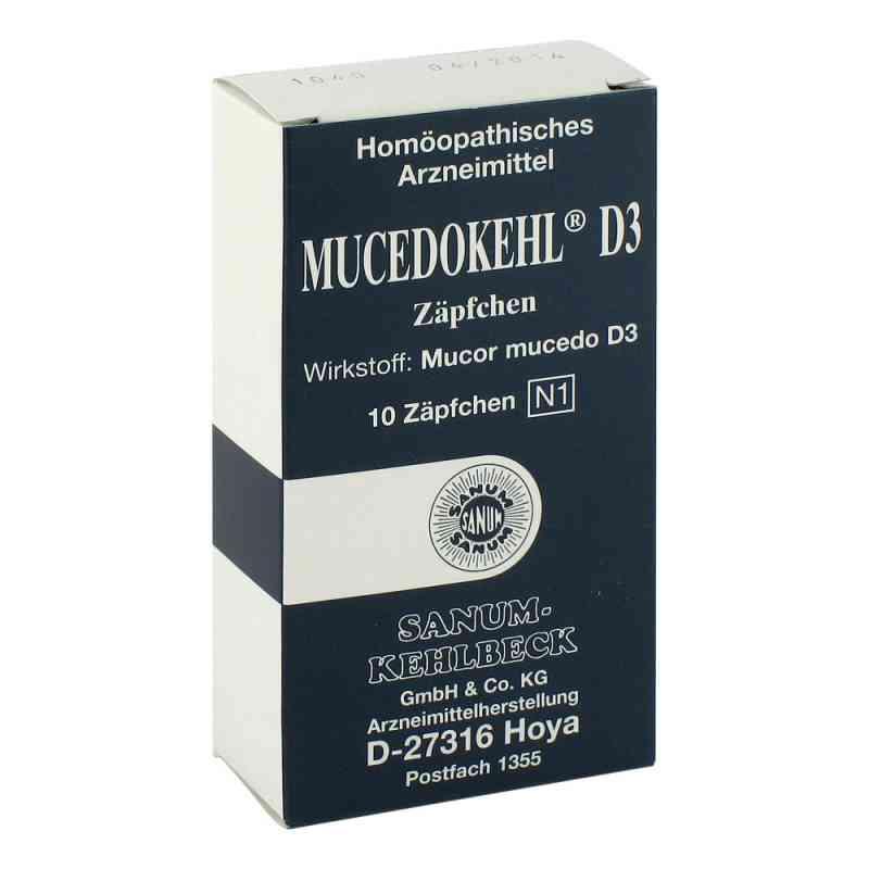 Mucedokehl D3 Suppositorien  bei apo-discounter.de bestellen
