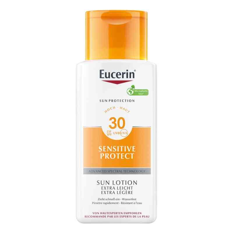 Eucerin Sun Sensitive Protect Lotion Extra Light LSF 30  bei apo-discounter.de bestellen