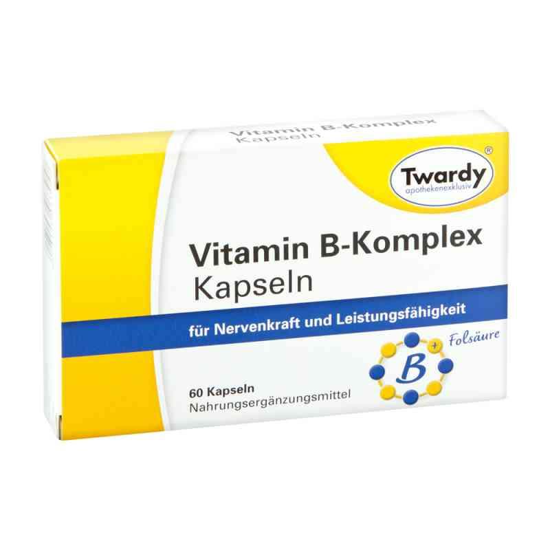 Vitamin B Komplex Kapseln  bei apo-discounter.de bestellen