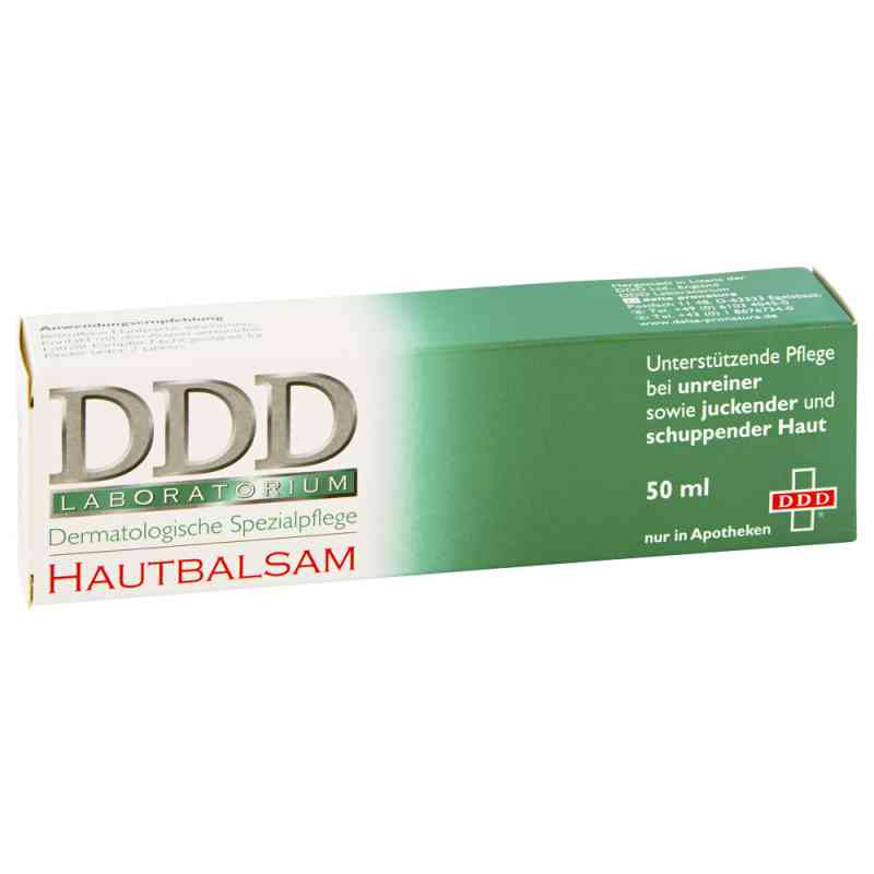 Ddd Hautbalsam dermatologische Spezialpflege  bei apo-discounter.de bestellen