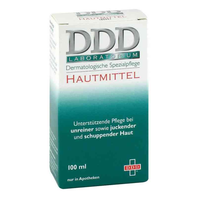 Ddd Hautmittel dermatologische Spezialpflege  bei apo-discounter.de bestellen