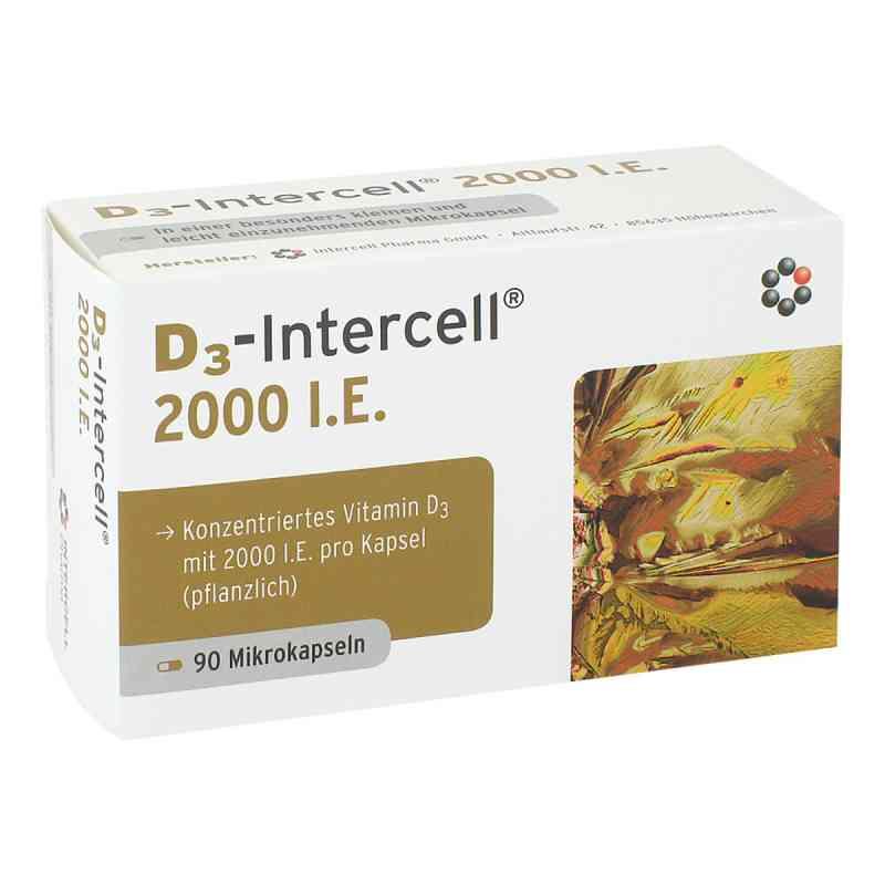 D3-intercell 2000 I.e. Kapseln  bei apo-discounter.de bestellen