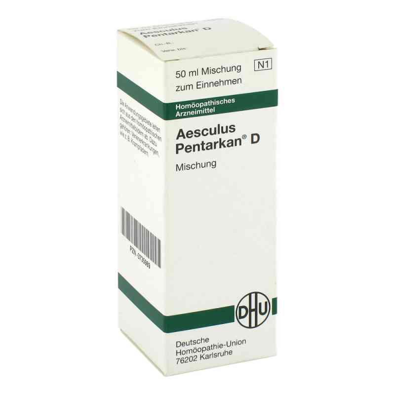 Aesculus Pentarkan D Liquidum  bei apo-discounter.de bestellen