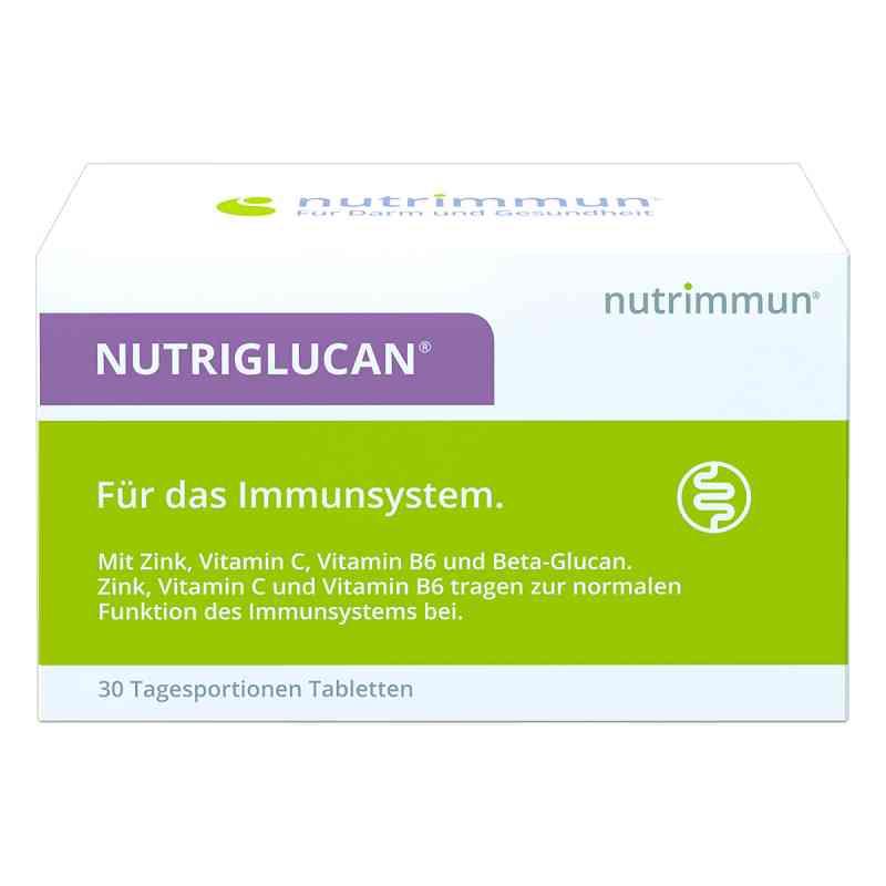 Nutriglucan Tabletten  bei apo-discounter.de bestellen