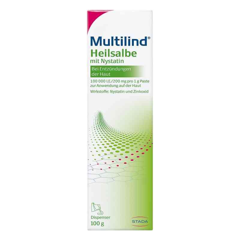 Multilind Heilsalbe mit Nystatin  bei apo-discounter.de bestellen