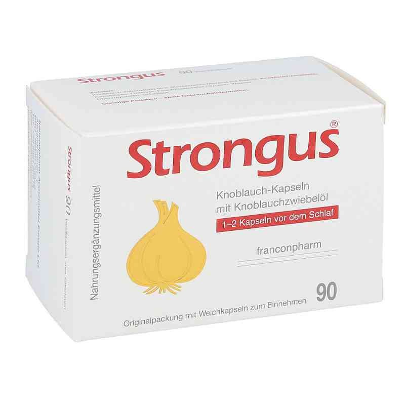Strongus Kapseln  bei apo-discounter.de bestellen