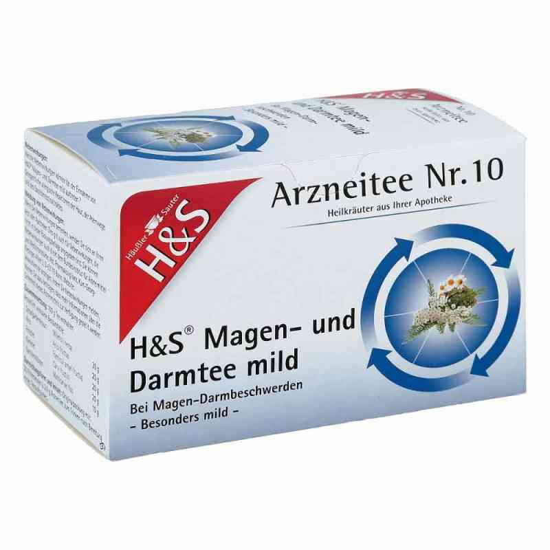 H&S Magen- und Darmtee mild  bei apo-discounter.de bestellen