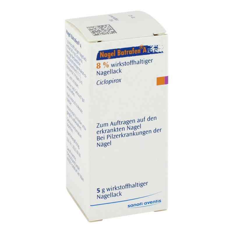 Nagel Batrafen A Lösung Nagellack bei Nagelpilz Erkrankungen  bei apo-discounter.de bestellen