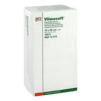 Vliwasoft Vlieskompressen 10x20 cm unsteril 4l.  bei apo-discounter.de bestellen