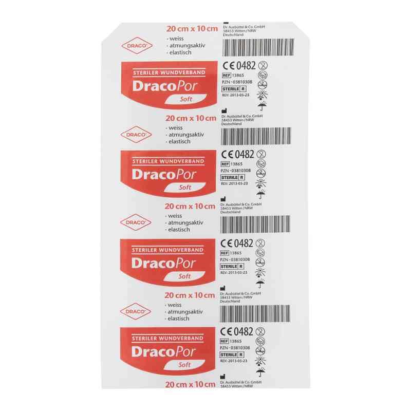 Dracopor Wundverband 20x10cm steril  bei apo-discounter.de bestellen