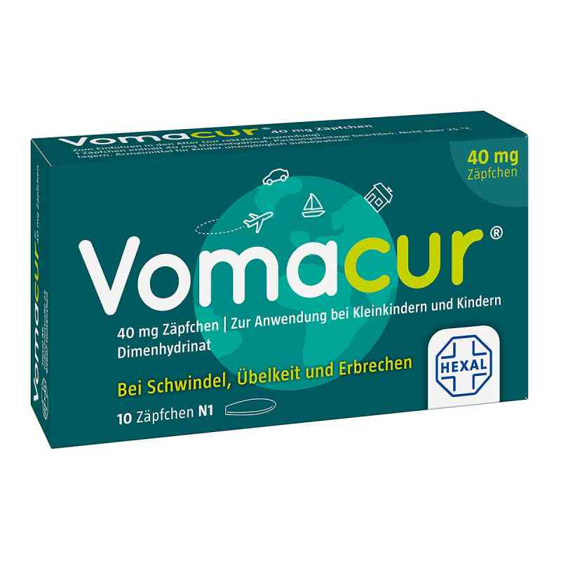 Vomacur 40mg  bei apo-discounter.de bestellen