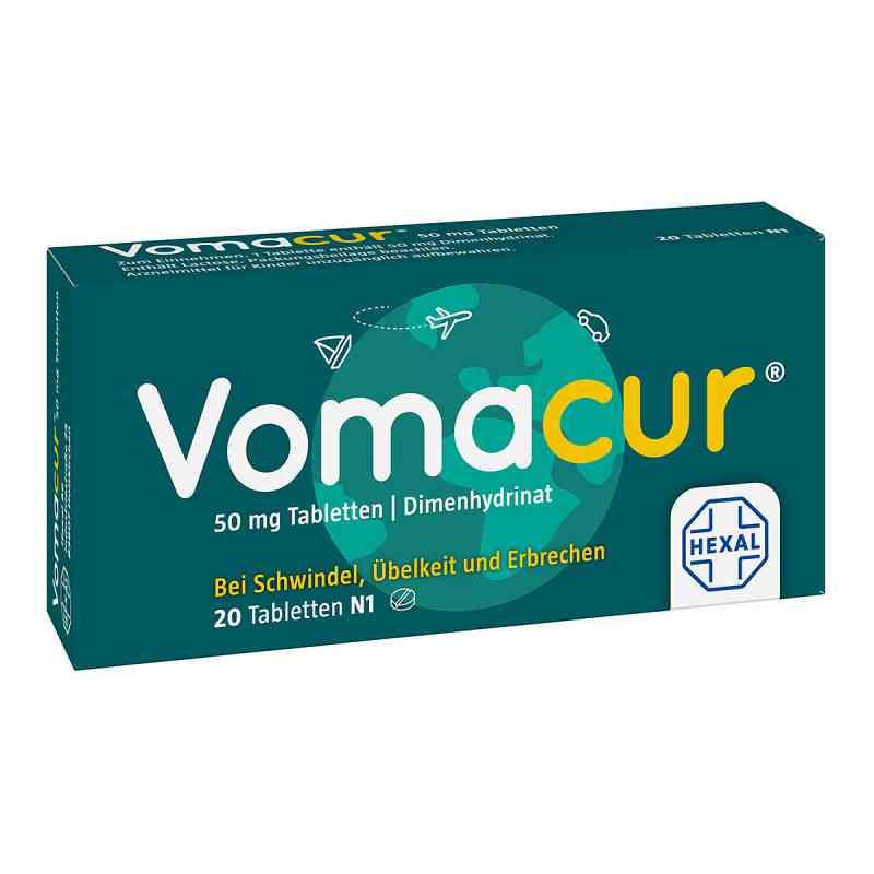Vomacur 50mg  bei apo-discounter.de bestellen