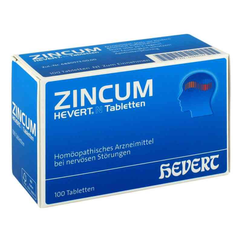 Zincum Hevert N Tabletten  bei apo-discounter.de bestellen