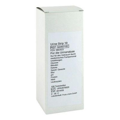 Urinteststreifen Nummer 10 /10 Parameter  bei apo-discounter.de bestellen