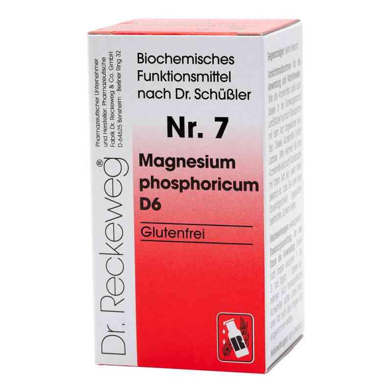 Biochemie 7 Magnesium phosphoricum D6 Tabletten  bei apo-discounter.de bestellen