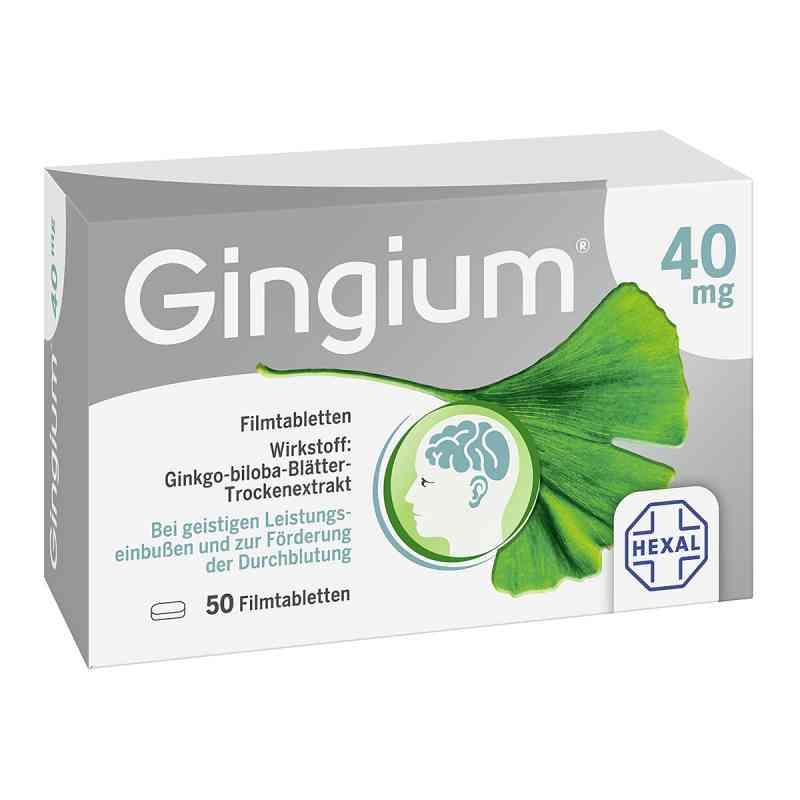 Gingium 40mg  bei apo-discounter.de bestellen
