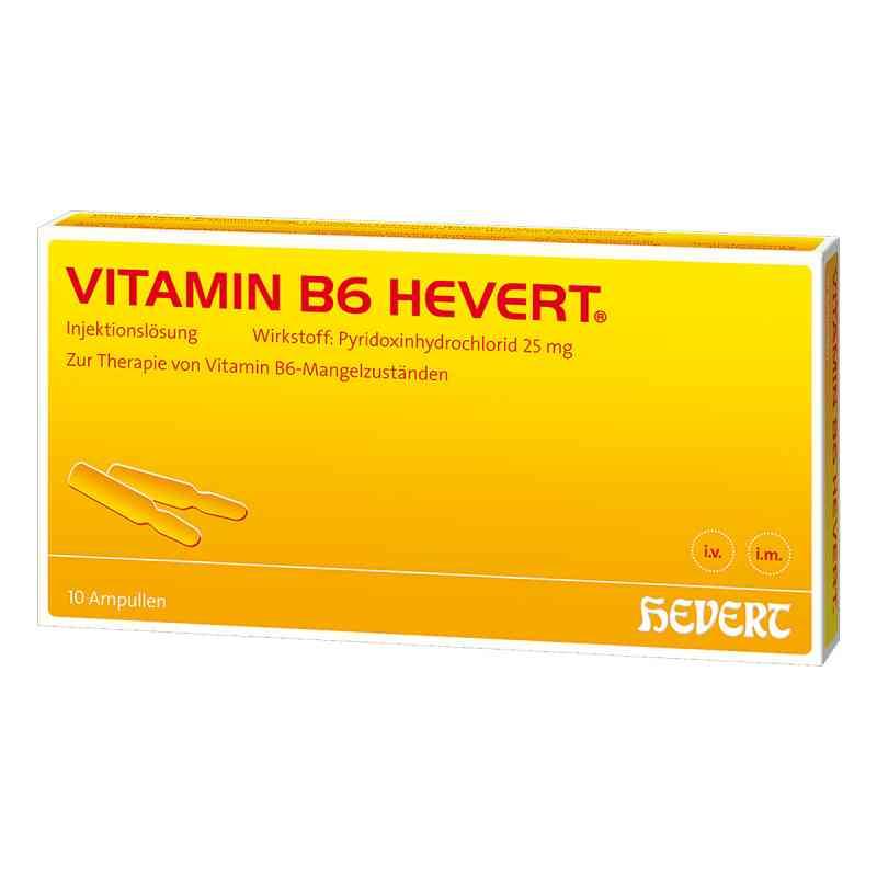 Vitamin B6 Hevert Ampullen  bei apo-discounter.de bestellen