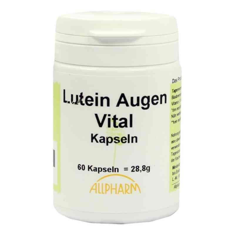 Lutein Kapseln 6 mg  bei apo-discounter.de bestellen