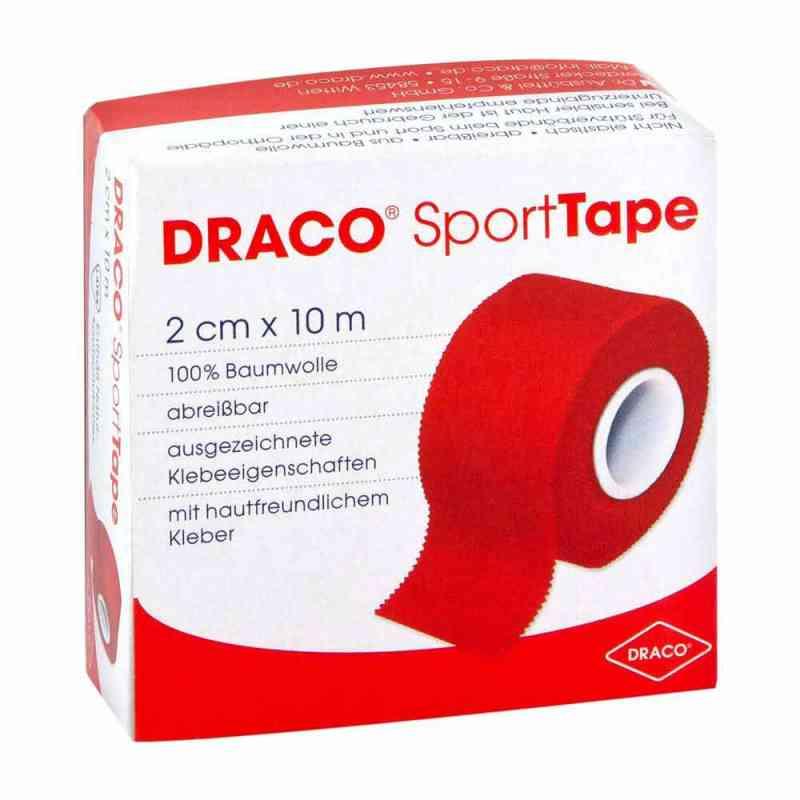Dracotapeverband 10mx2cm rot  bei apo-discounter.de bestellen