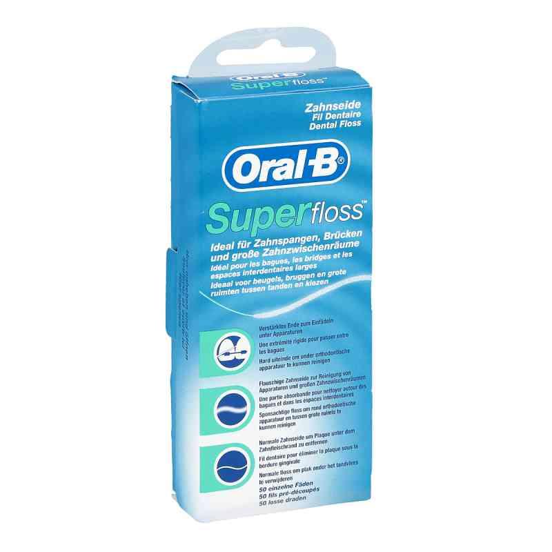 Oral B Zahnseide Superfloss  bei apo-discounter.de bestellen