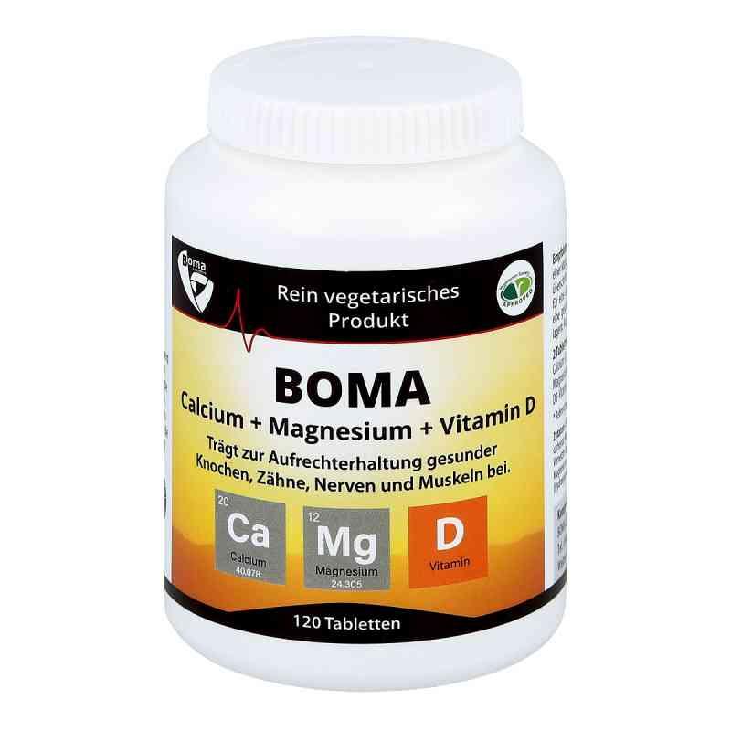 Calcium Magnesium Vitamin D Tabletten  bei apo-discounter.de bestellen
