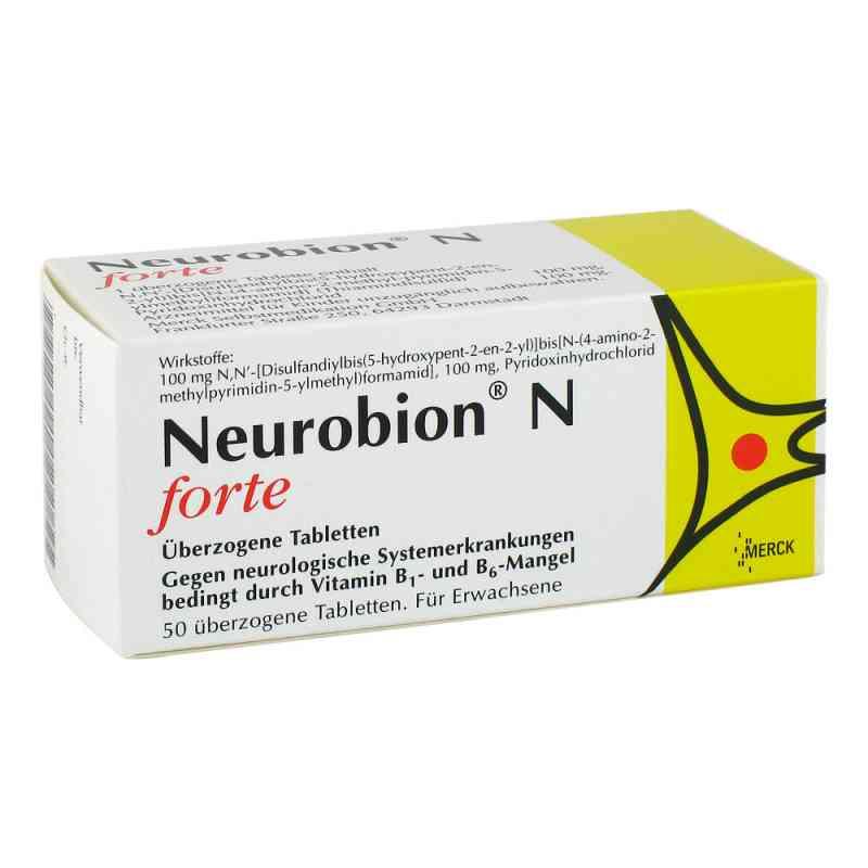 Neurobion N forte überzogene Tabletten  bei apo-discounter.de bestellen