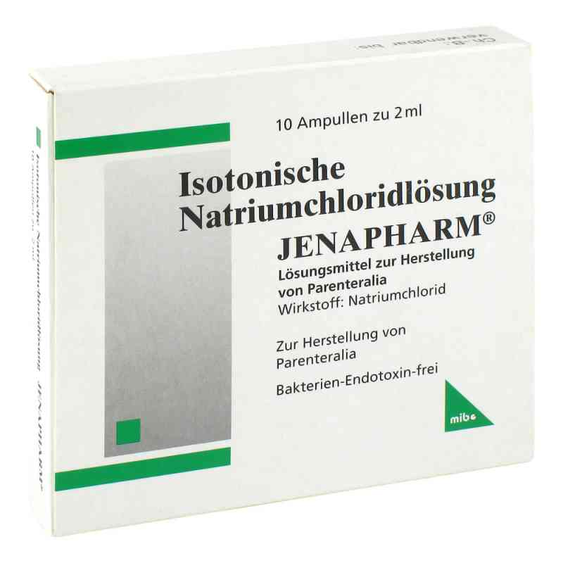 Isotonische Nacl Lösung Ampullen  bei apo-discounter.de bestellen