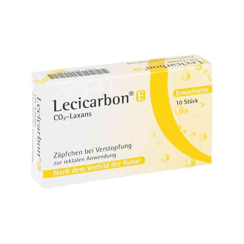 Lecicarbon E CO2-Laxans für Erwachsene  bei apo-discounter.de bestellen