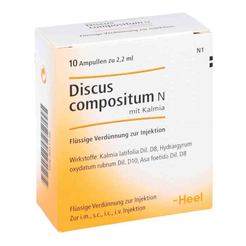 Discus compositum N mit Kalmia Ampullen  bei apo-discounter.de bestellen