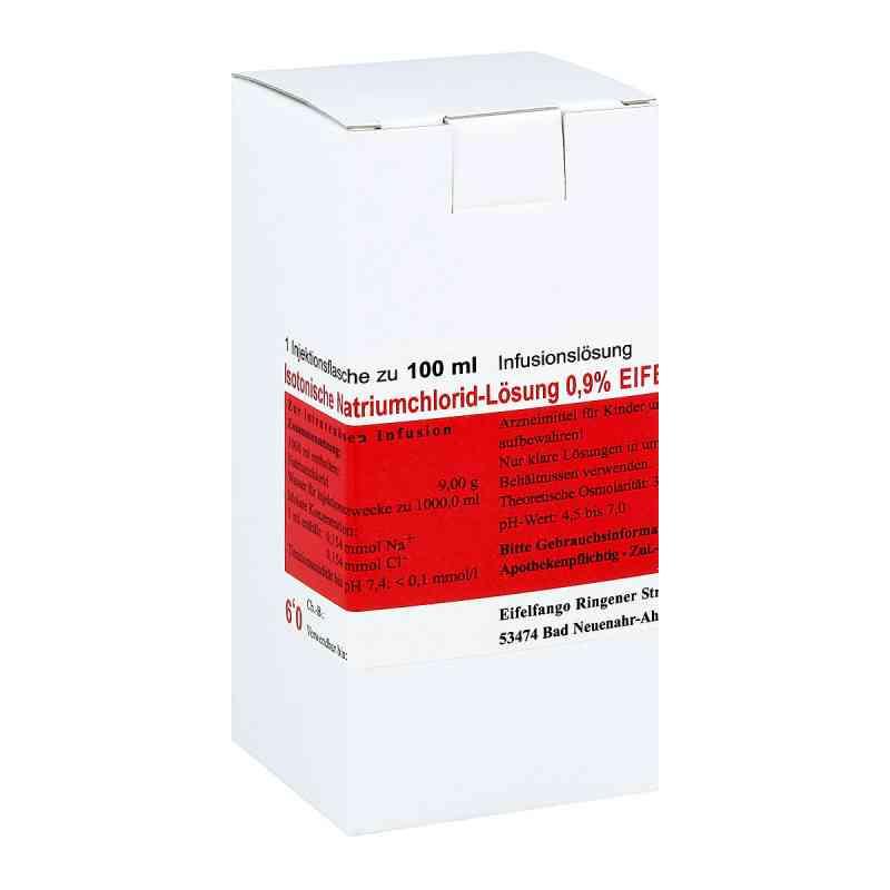 Isotonische Nacl Lösung 0,9% Eifelfango  bei apo-discounter.de bestellen