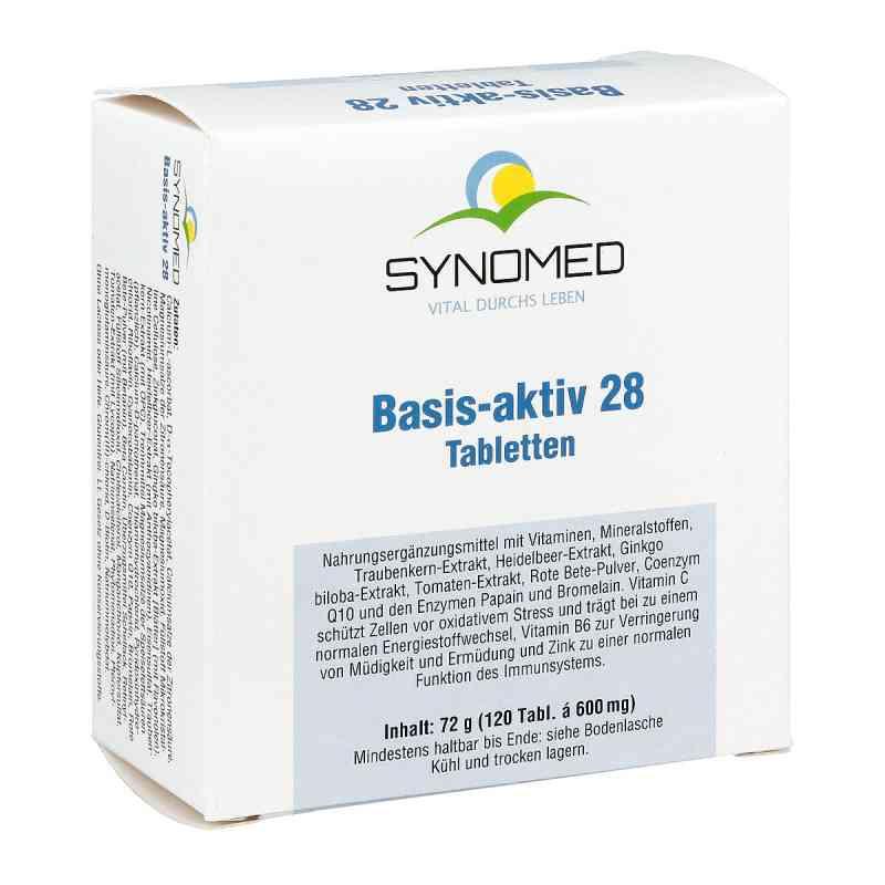 Basis Aktiv 28 Tabletten  bei apo-discounter.de bestellen