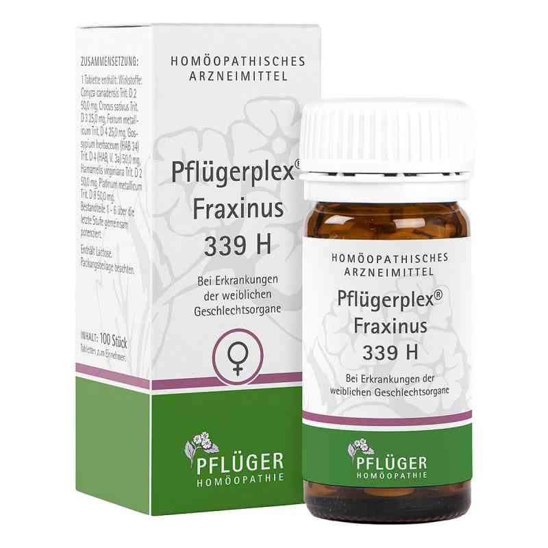 Pflügerplex Fraxinus 339 H Tabletten  bei apo-discounter.de bestellen