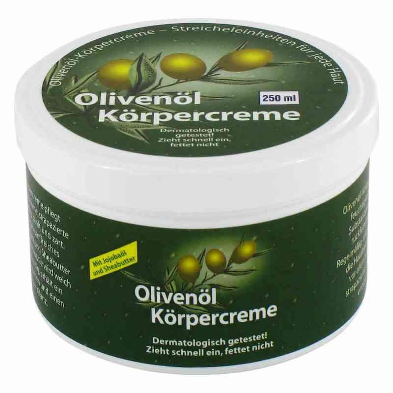 Olivenöl Körpercreme  bei apo-discounter.de bestellen