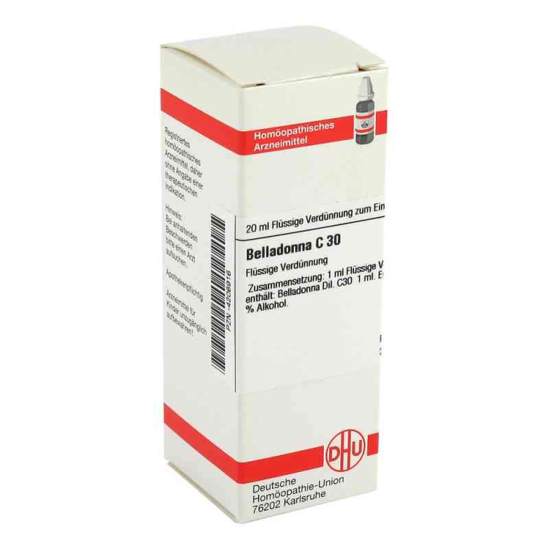 Belladonna C30 Dilution  bei apo-discounter.de bestellen
